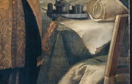 Aert van Nes, 1668, detail
