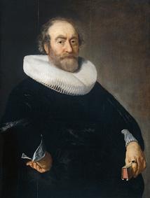 Andries Bicker, 1642, Rijksmuseum