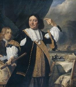Aert van Nes, 1668, Rijksmuseum