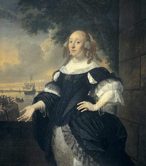 Geertruida den Dubbelde, 1668, Rijksmuseum
