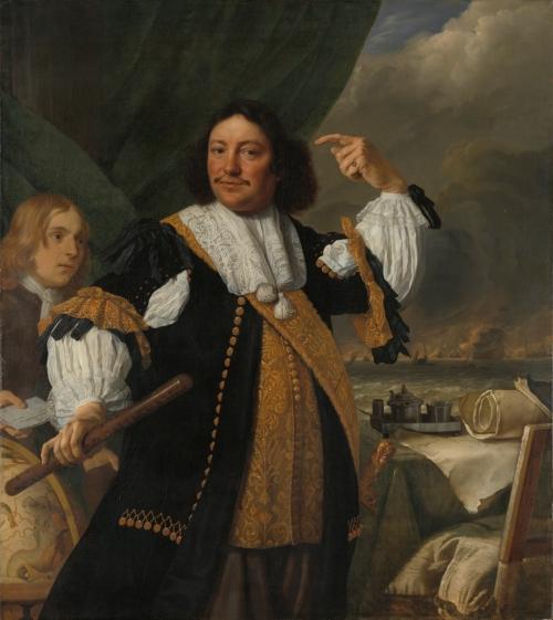 Aert van Nes, Rijksmuseum, 1668