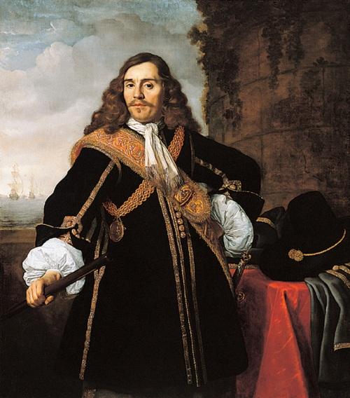 Gideon de Wildt, 1657