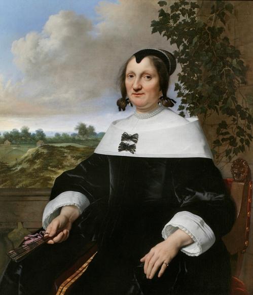 Maria van Arckel, 1655