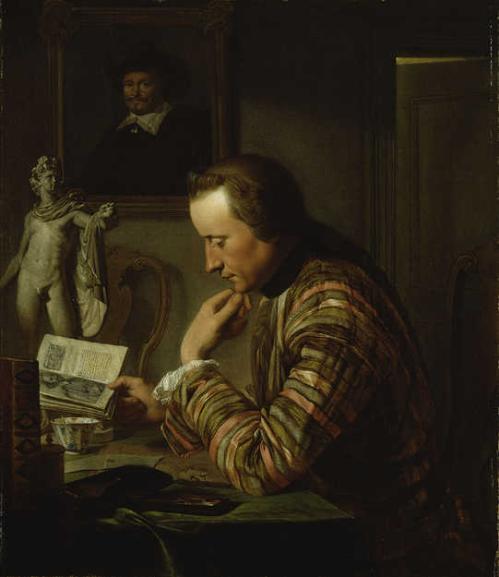 Joan Huydecoper van Maarsseveen door Wybrand Hendriks, circa 1790